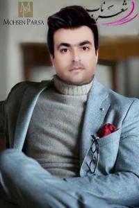 محسن اکبری تخلص پارسا
