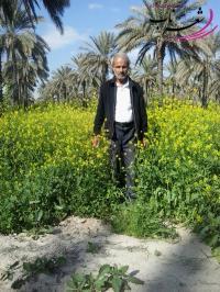 عکس شاعر احمد کاظمیان (شهاب )