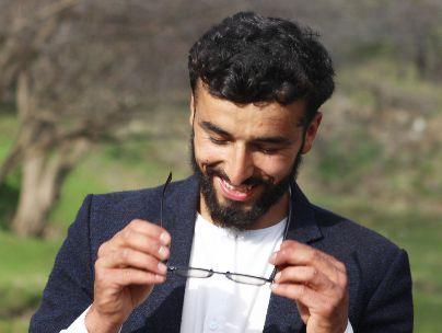 عکس شاعر غلام الله حافظی