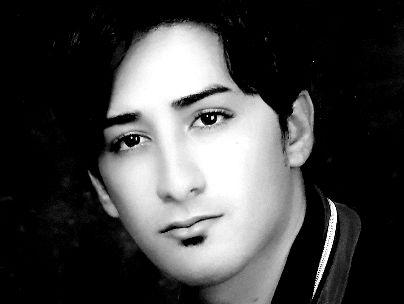 عکس شاعر محمد عرب
