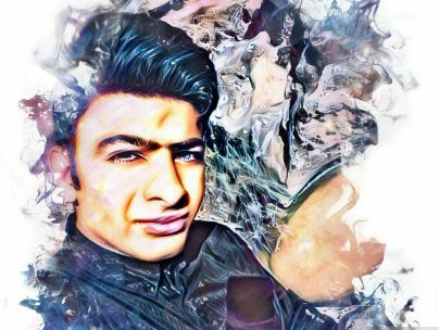 عکس شاعر حسن بحرینی فرد (ایلیا)
