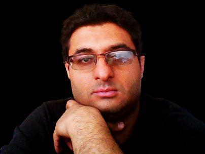 عکس شاعر عبدالله محمدزاده سامانلو