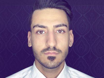 عکس شاعر امیر حسین فرمهینی