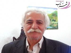 عکس شاعر علي غلامی