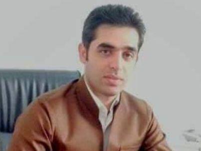 حسین ملکشاهی بلباس