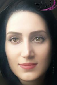 عکس شاعر مینا یارعلی زاده