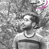 عکس شاعر هادی سعیدی (تکرار)