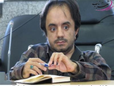 عکس شاعر هادی بیابانی