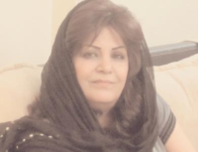 عکس شاعر ستاره حیدری
