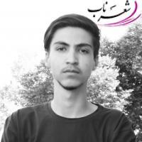 عکس شاعر محمد افشاری