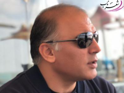 عکس شاعر محمدرضا ملکی باتیس