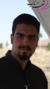 عکس شاعر سید علیرضاهاشمی
