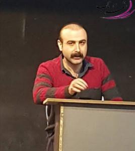 عکس شاعر نیما اسدی