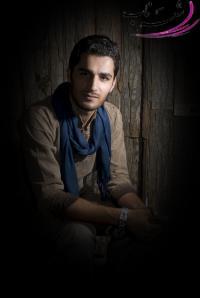 عکس شاعر علیرضا شورابی