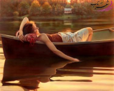 عکس شاعر مونا عباسی