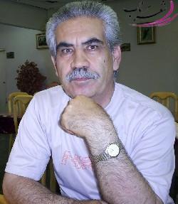 عکس شاعر غلامحسین جمعی