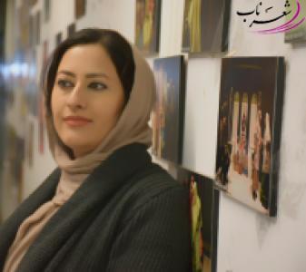 عکس شاعر فریبا استادحسینی