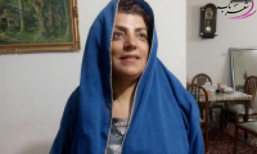 عکس شاعر شیرین احمدوند