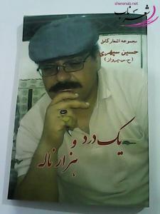 عکس شاعر حسین سپهری (پرواز)