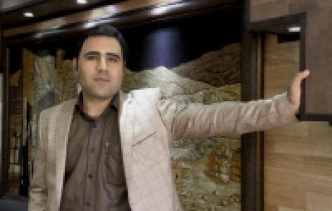 عکس شاعر رضا جوکار