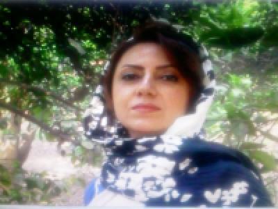 عکس شاعر مریم حشمت پور