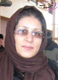 عکس شاعر فاطمه میرزایی