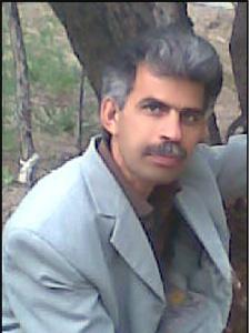 عکس شاعر مصطفی فخاری