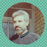 عکس شاعر مصطفی یگانه