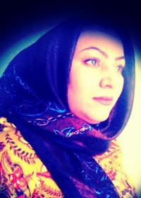 عکس شاعر رحیمه نیکوحرف