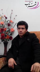 عکس شاعر رسول ناصری قلعه نی(زمزمه)