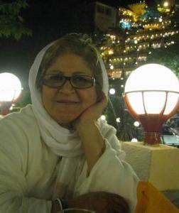 عکس شاعر نینا شفیعی