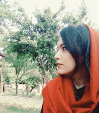 عکس شاعر عاطفه فلاح