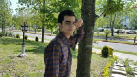 عکس شاعر احمد جلالی