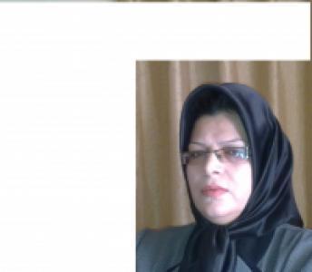 عکس شاعر زهرااحسانی