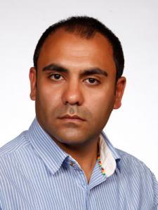 عکس شاعر حسین خسروجردی (خسرو)