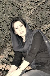عکس شاعر مژده محمدیان(هما)