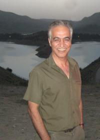 عکس شاعر فرزان رادفر