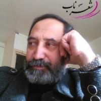 عکس شاعر حسین اسکندری(غریب)