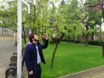عکس شاعر سید حمیدرضا حسینی