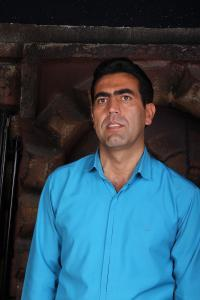 عکس شاعر ابوطالب زارع