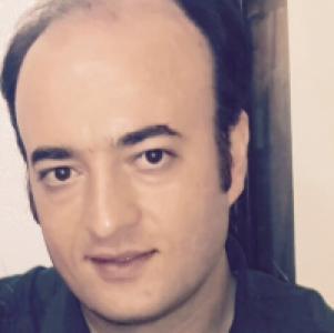 عکس شاعر مهرداد حاجي پور