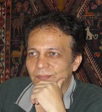 عکس شاعر مسعود خلیق اخلاقی