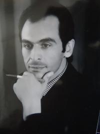 عکس شاعر جابر حیدری فرد (سروش)