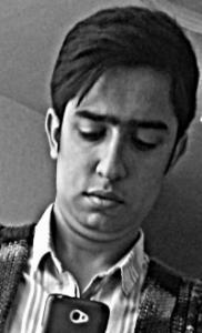 عکس شاعر امیرحسین مختاری