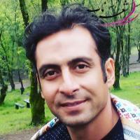 عکس شاعر ایمان کاظمی ( متخلص به ایمان )