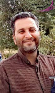عکس شاعر سعید علی زاده