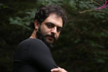 عکس شاعر علیرضا مسیحا