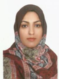 عکس شاعر شبنم سادات کشفی