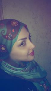 عکس شاعر صبا کاظمی