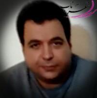 عکس شاعر مهران اسدپور